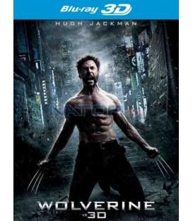 Wolverine (The Wolverine) - Blu-ray 3D + 2D Limitovaná edice (3 disky)