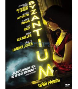 BYZANTIUM - upíří příběh DVD