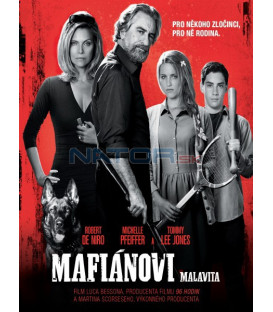 MAFIÁNOVI (The Family) - Blu-ray