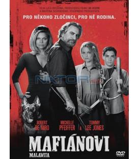 MAFIÁNOVI (The Family) DVD