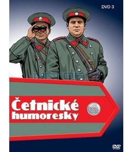 Četnické humoresky 3 - 6 x DVD