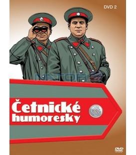 Četnické humoresky 2 - 4 x DVD