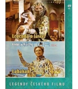Legenda o lásce + Labakan DVD
