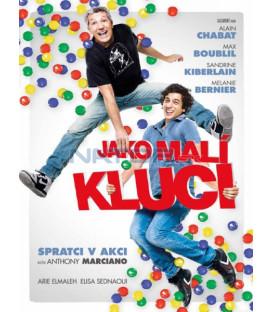 JAKO MALÍ KLUCI ( Les Gamins) DVD