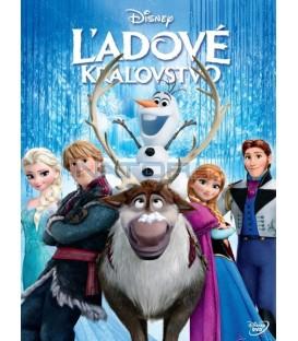 LEDOVÉ KRÁLOVSTVÍ ( Frozen) DVD