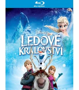 LEDOVÉ KRÁLOVSTVÍ ( Frozen) - Blu-ray