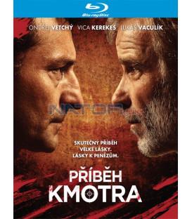 PŘÍBĚH KMOTRA - Blu-ray