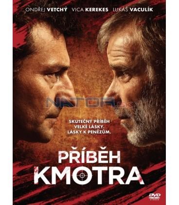 PŘÍBĚH KMOTRA DVD