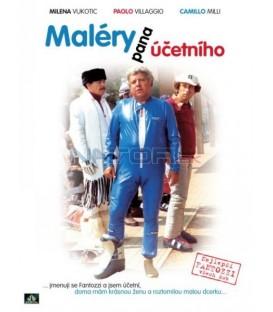 MALÉRY PANA ÚČETNÍHO 1 (Fantozzi subisce ancora) DVD