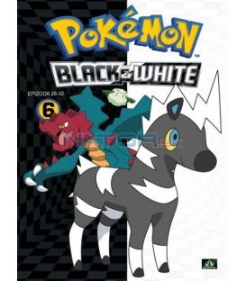 Pokémon: Black & White 26.-30.díl (DVD 6)
