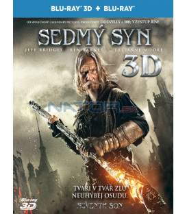 SEDMÝ SYN (Seventh Son) - Blu-ray 3D + 2D