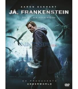 JÁ, FRANKENSTEIN (I, Frankenstein) DVD