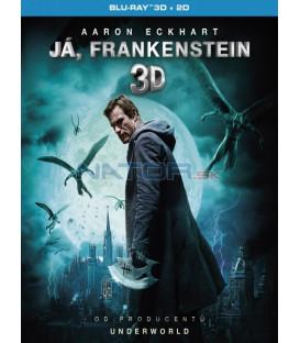 JÁ, FRANKENSTEIN (I, Frankenstein) 3D+2D - Blu-ray