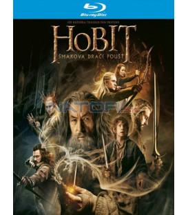 HOBIT: ŠMAKOVA DRAČÍ POUŠŤ (Hobbit: The Desolation Of Smaug) - 2Blu-ray
