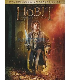HOBIT: ŠMAKOVA DRAČÍ POUŠŤ (Hobbit: The Desolation Of Smaug) 2DVD