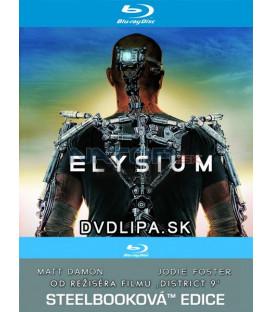 Elysium - Blu-Ray STEELBOOK