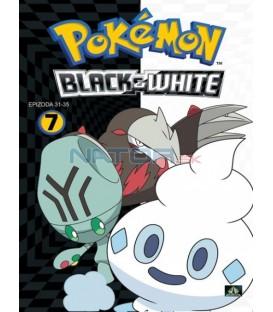 Pokémon: Black & White 31.-35. díl (DVD 7)