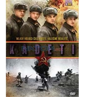 KADETI – 5. DVD (Kursanty) – SLIM BOX DVD