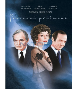 Pokrevní příbuzní   (Bloodline) DVD
