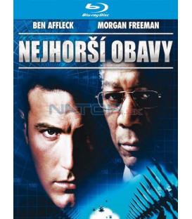 Nejhorší obavy (The Sum of All Fears ) - Blu-ray