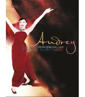 Audrey – světová ikona filmu a módy 9DVD (Audrey Hepburn Couture Muse Collection) DVD