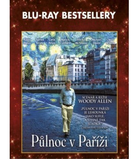 Půlnoc v Paříži (Midnight in Paris) - Blu-ray bestsellery