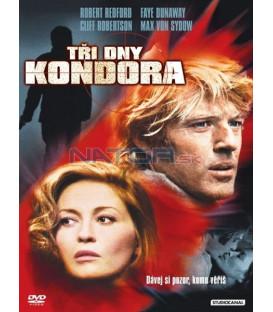 Tři dny Kondora   (Three Days of Condor) DVD