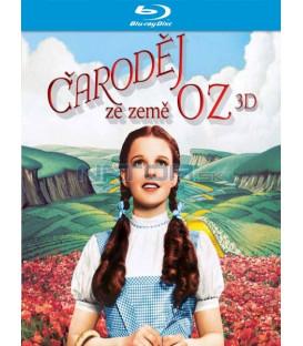 Čaroděj ze Země Oz (Wizard of Oz) 2 X Blu-ray 3D+2D