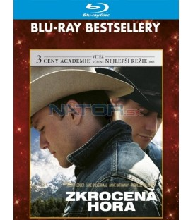 Zkrocená hora (Brokeback Mountain) - Blu-ray bestsellery