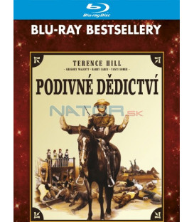 Podivné dědictví  (Man of the East) - Blu-ray bestsellery