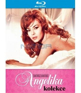 Angelika kolekce 1.-5. - Blu-ray