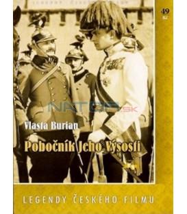 Pobočník Jeho Výsosti DVD