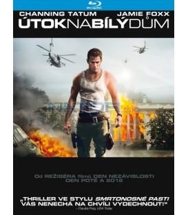 Útok na Bílý dům (White House Down) - Blu-Ray steelbook