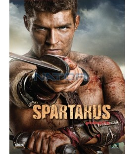 SPARTAKUS: POMSTA (Spartacus: Vengeance Season 2) 4 x DVD