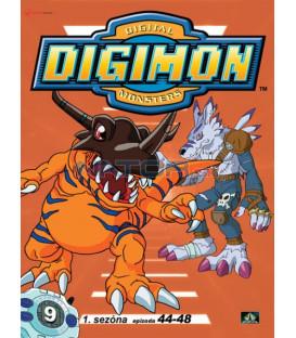 DIGIMON 1.SÉRIE - epizody 44 - 48 DVD