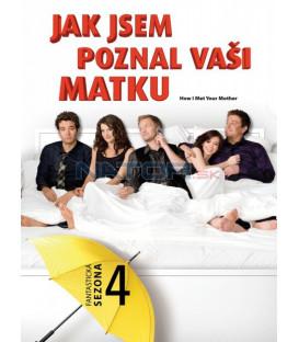 Jak jsem poznal vaši matku - 4. sezóna 3 DVD (How I Met Your Mother)