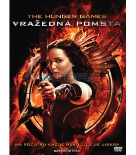 Hunger Games: Vražedná pomsta (Skúška ohňom) (The Hunger Games: Catching Fire) DVD
