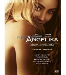 Angelika 2013 (Angélique) DVD