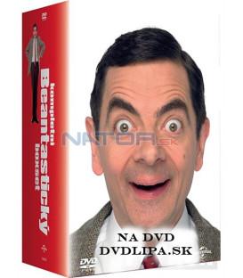 Kolekce Mr. Beana - 6 x DVD