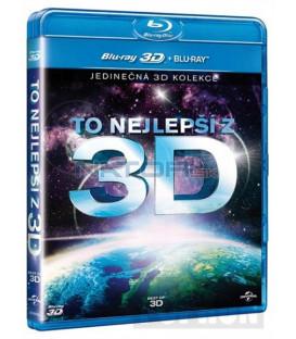 To nejlepší z 3D - Blu-ray (výběr z 3D dokumentů)