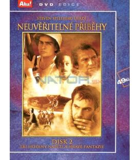 Neuvěřitelné příběhy - disk 2 (Amazing Stories) DVD
