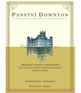 Panství Downton (1. - 3. série) 11 x DVD