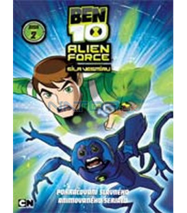 BEN 10: ALIEN FORCE – 2. DVD – SLIM BOX DVD