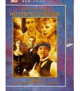 Neuvěřitelné příběhy - disk 4 (Amazing Stories) DVD
