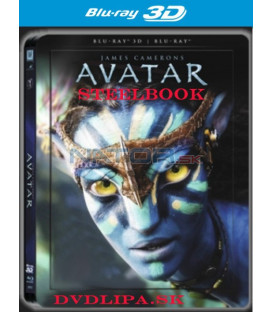 Avatar - Blu-ray 3D + 2D STEELBOOK