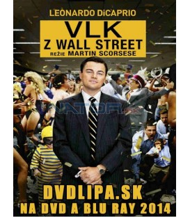 Vlk z Wall Streetu (The Wolf of Wall Street) DVD