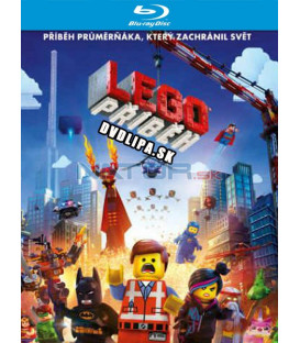 Lego príbeh ( Lego: The Movie) - Blu-ray