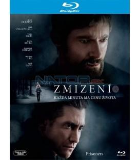 Zmizení ( Prisoners) 2013 - Blu-ray