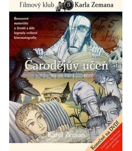 Čarodějův učeň  - Karel Zeman 1977 DVD