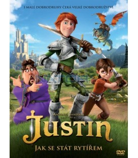 Justin, malý veľký rytier (Justin and the Knights of Valour) DVD